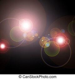 lumière, flash