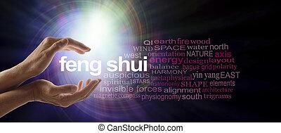 lumière, perte, feng shui