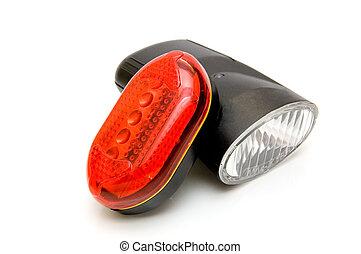 lumière, pour, les, vélo