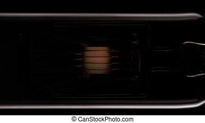 lumière, projecteur, ampoule