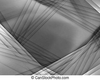 lumière, résumé, arrière-plan., conception, vagues, géométrique