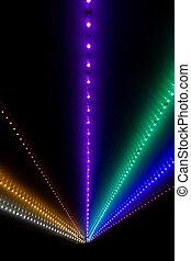 lumière, résumé, rayons