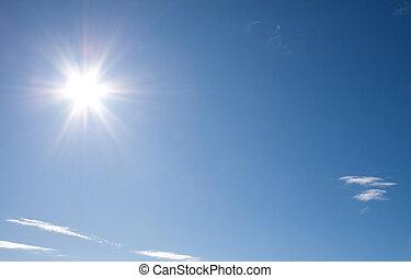 lumière soleil