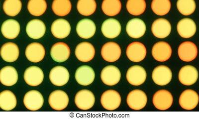 lumières, changer, coloré, colours.