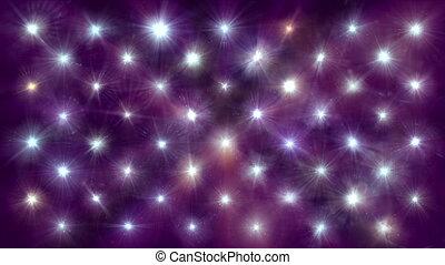 lumières, clignotant, clignotant, 4k