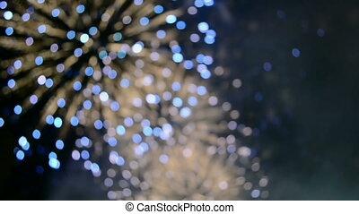 lumières, feux artifice, diversité