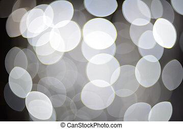 lumières, fond