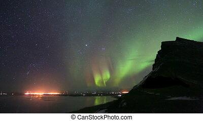 lumières, nord