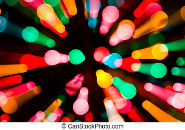 lumières, résumé, noël