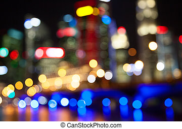lumières ville