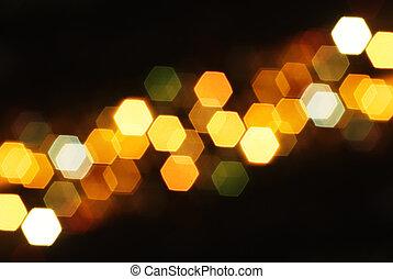 lumières, ville