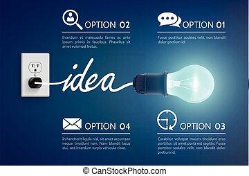 Luminant Lamp Idea Concept