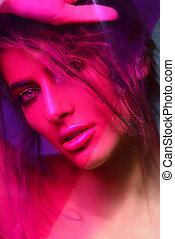 luminescent cosmetics beauty