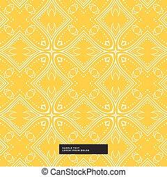 luminoso, amarela, abstratos, padrão, fundo