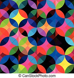 luminoso, fondo, seamless, astratto, geometrico