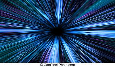 luminoso, multi-colored, astratto, fondo