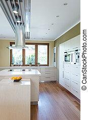 luminoso, spazioso, cucina
