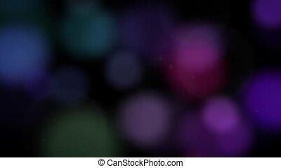 Luminous Abstract Loop #5