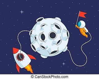 Lunar Landing Mission