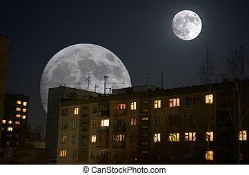 Lunar-men dreams
