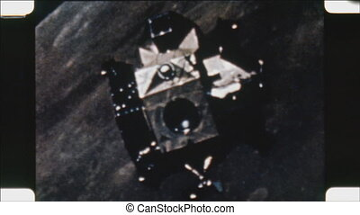 Lunar Module Ascent stage.