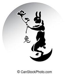 Lunar rabbit