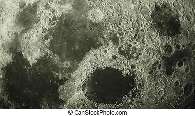 lune, fond, image, orbites, éléments, astronomique, planète...