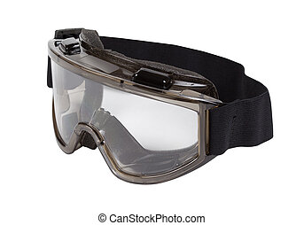 lunettes protection protectrices, oeil, eyeprotective