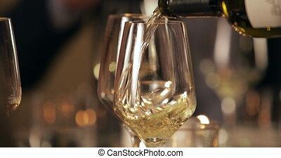 lunettes, vin