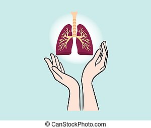 lungan, räcker