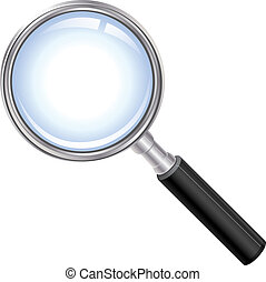 lupa - magnifying glass