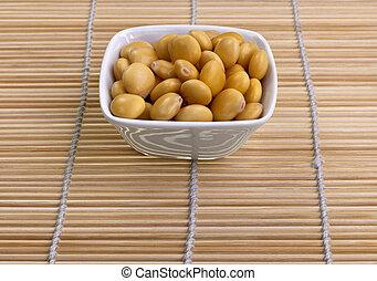 Lupin or Lupini Beans