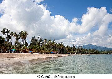Luquillo Beach Puerto Rico