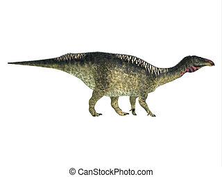 Lurdusaurus Side Profile