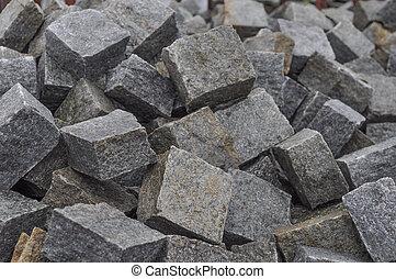 luserna, sten
