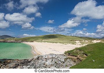 Luskentyre beach on Harris