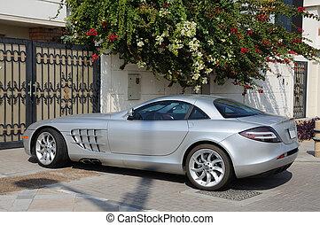 lusso, automobile sportivi, mercedes, benz, slr, mclaren,...