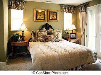 lusso, camera letto