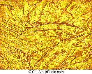 lusso, ciao, texture., dorato, fondo., res