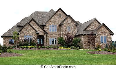 lusso, conutry, casa