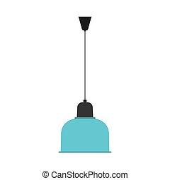 Luster chandelier lamp light decoration illustration. Room vector icon luxury interior equipment ceiling element
