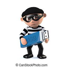 lustiges einbrecher frage symbol zeichen markierung zeichnungen suche clipart. Black Bedroom Furniture Sets. Home Design Ideas