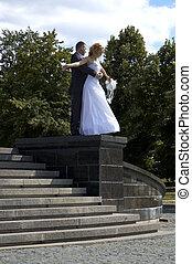 lustiges, wedding