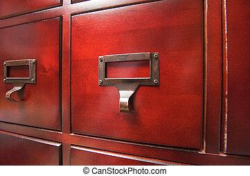Lustrous Wooden Cabinet