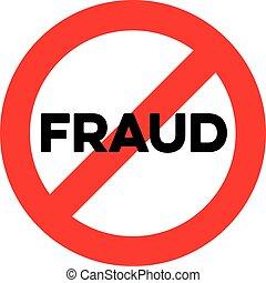 luta, fraude