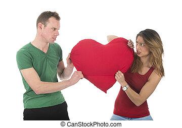 luta par, para, amor