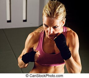 lutador, femininas