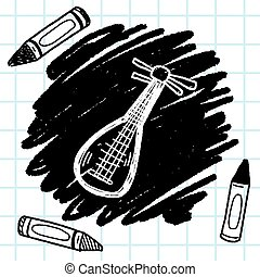 lute doodle