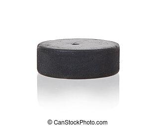 lutin, hockey, isolé