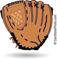 luva beisebol